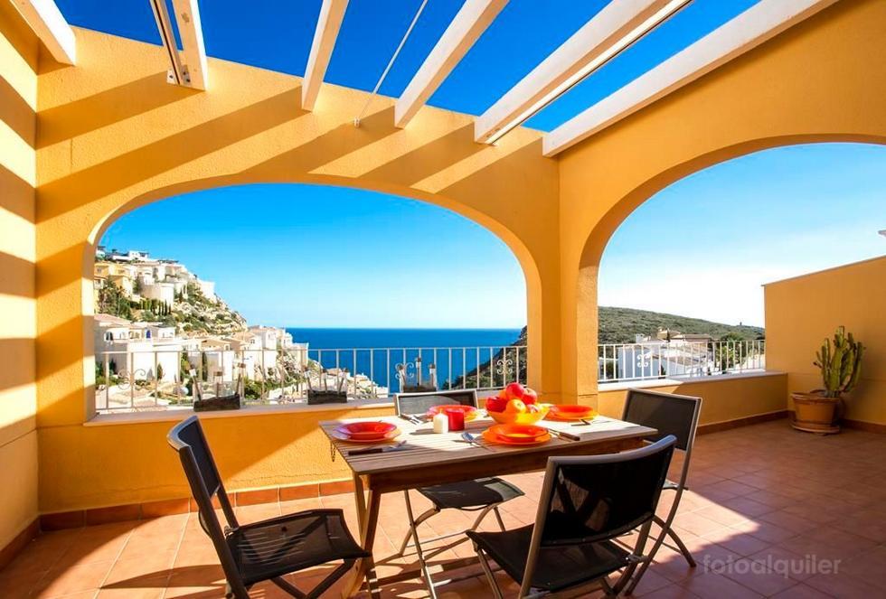 Apartamento Montecala en Benitachell, Costa Blanca, Alicante