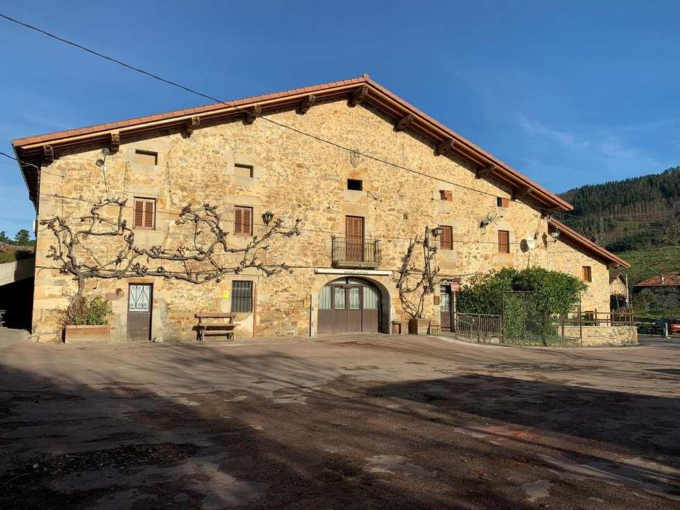 Casa Rural Berriolope en Elorrio, Vizcaya.