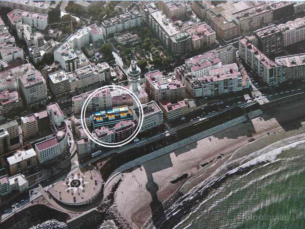 Apartamento en Cádiz, playa de Santa María del Mar