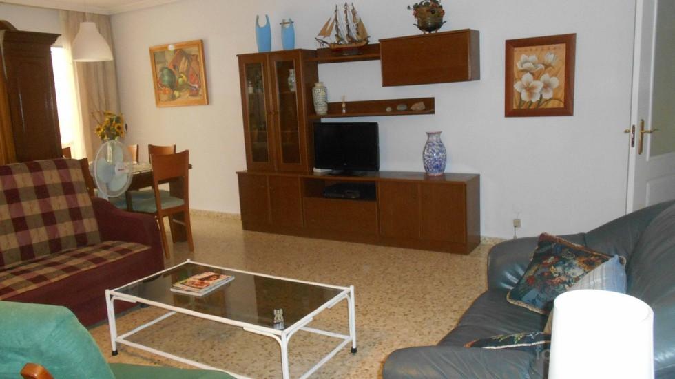 Alquiler piso verano con 4 dormitorios en Cadiz