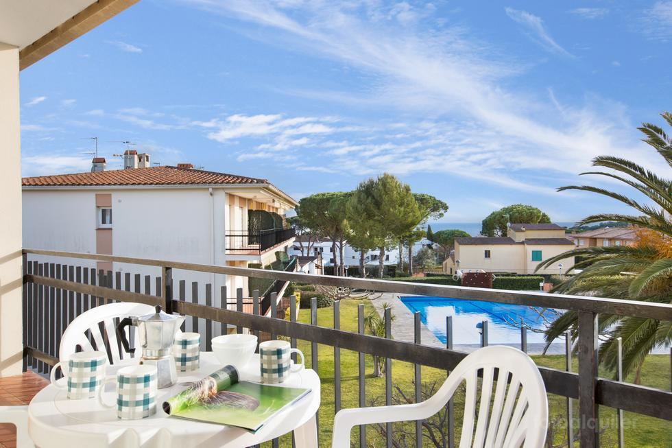 Apartamentos en Calella de Palafrugell, Costa Brava, Girona