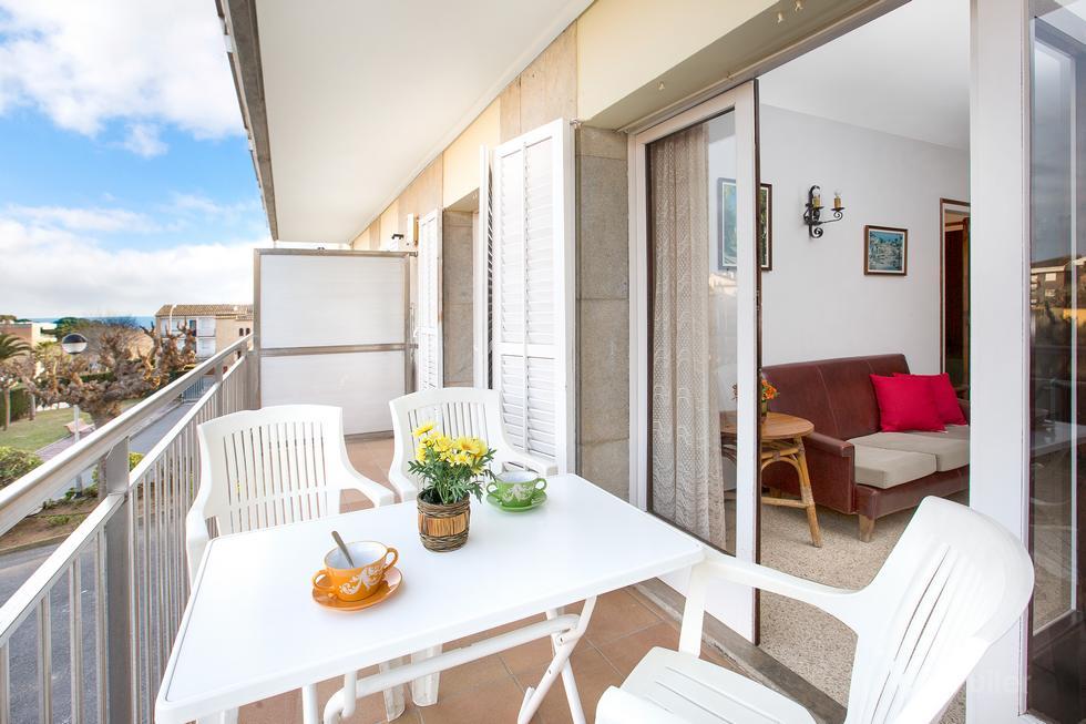 Calella de Palafrugell, apartamento en la Costa Brava, Girona