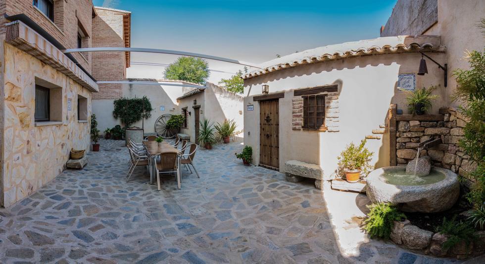 Alojamientos Rurales Callejón del Pozo, Galvez, Toledo