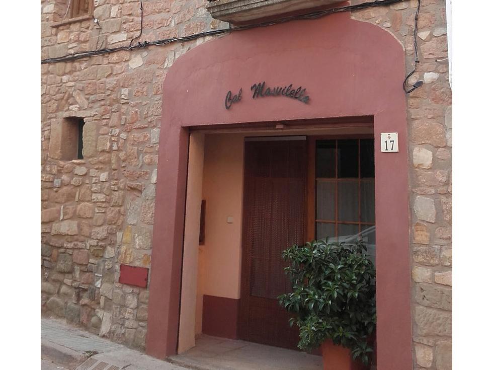 Cal Masvilella, alquiler de alojamiento rural en Els Prats de Rei, Barcelona