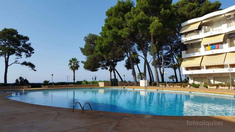 Alquiler de apartamento en primera linea de playa en Cambrils, Tarragona