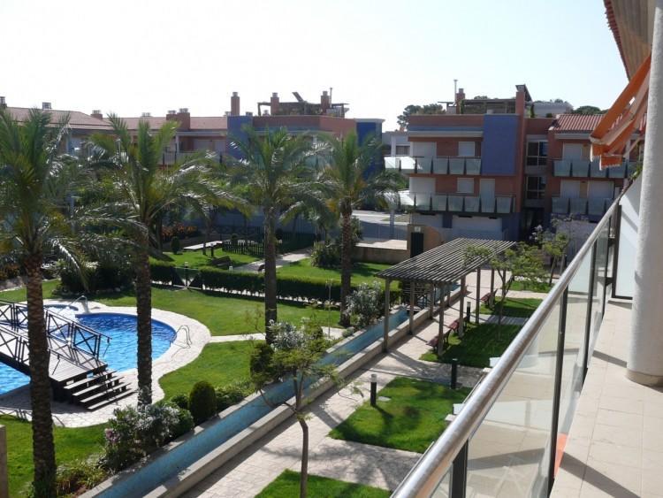 Alquiler de apartamento para 6 personas con piscina en Cambrils, Tarragona