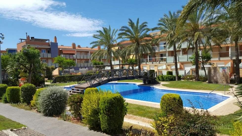 Apartamento con 3 dormitorios y jardín en Cambrils, Tarragona