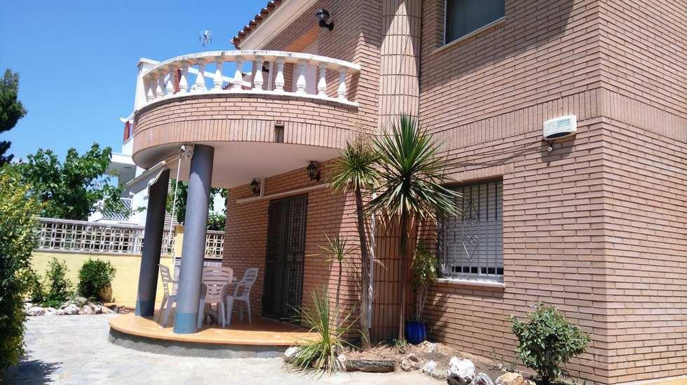 Alquiler de villa junto al mar en Cambrils, Tarragona