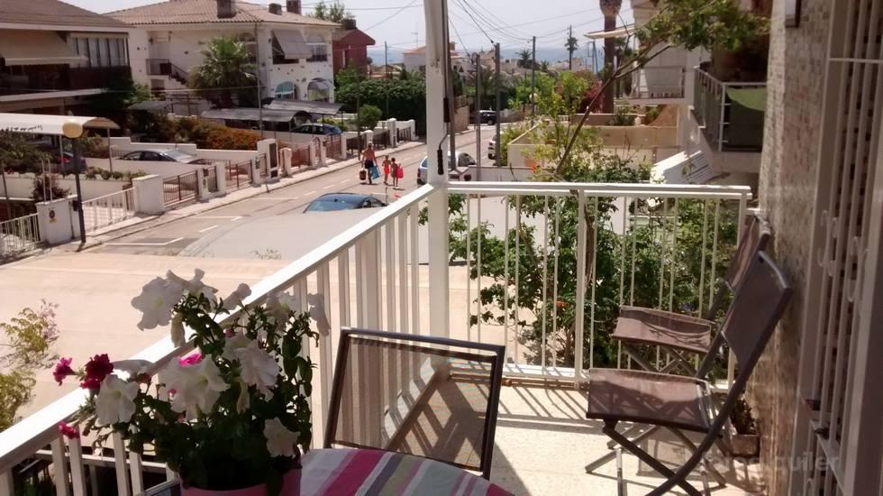 Alquiler de apartamento con jardin en Cambrils, Tarragona