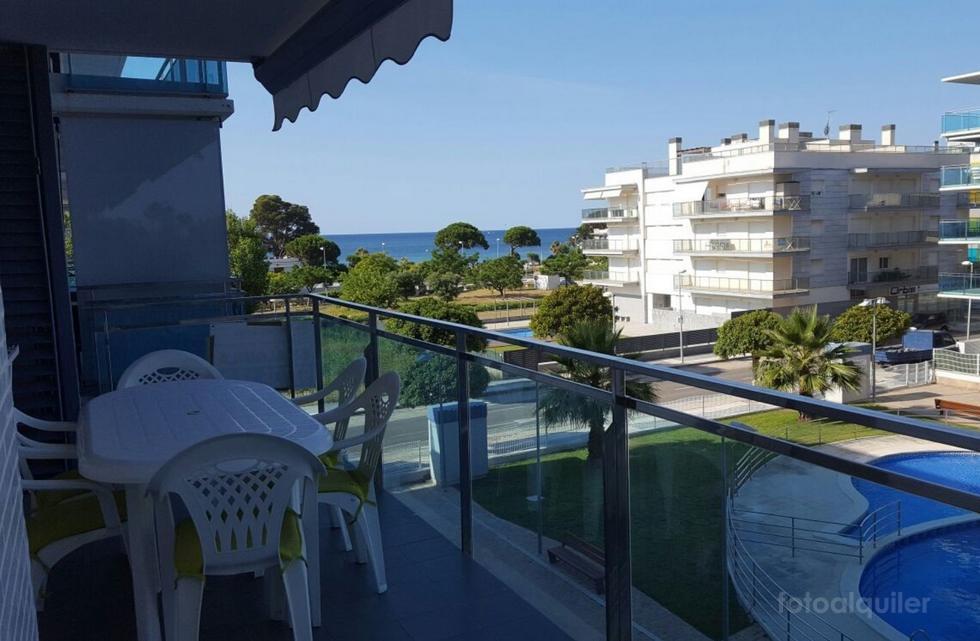 Apartamento con piscina en Cambrils, Tarragona