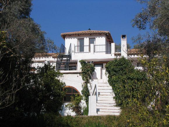 Finca La Cañada, casas rurales en Orgiva, La Alpujarra, Granada