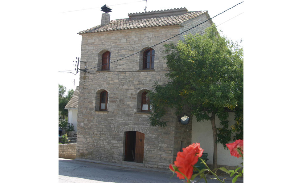 Can Rabasser , alquiler de casa rural en Sant Guim de la Plana, Lleida