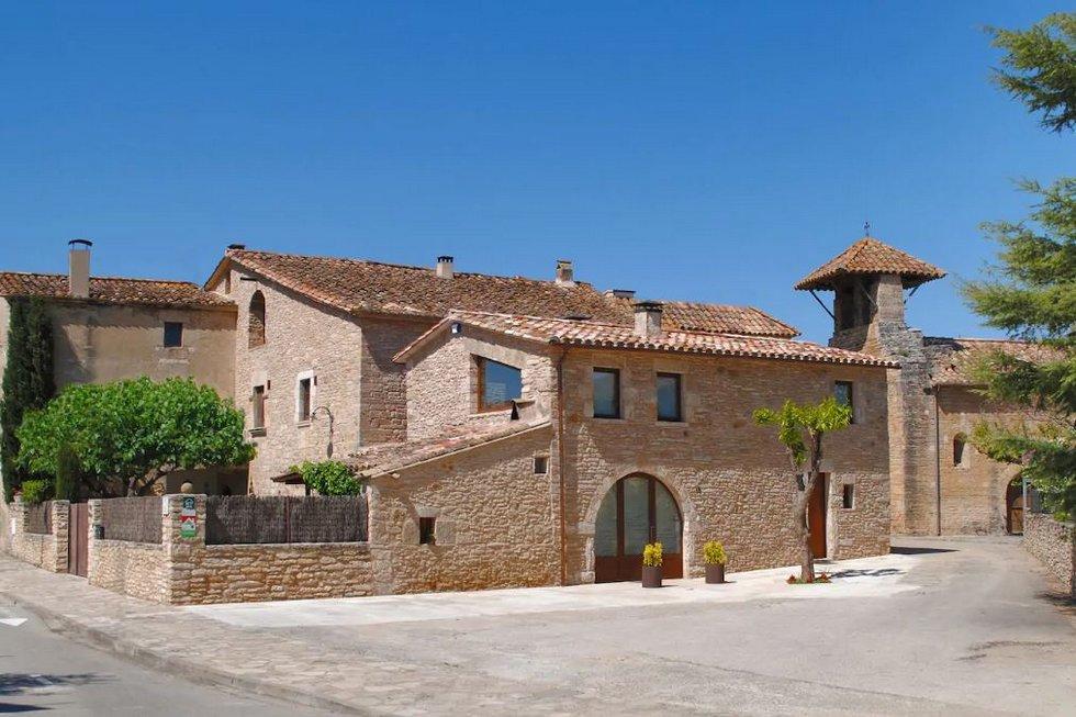 Casa rural Can Xargay, masía milenaria en Girona