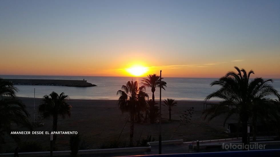Alquiler apartamento a 10 metros de la playa de Carboneras, Almería