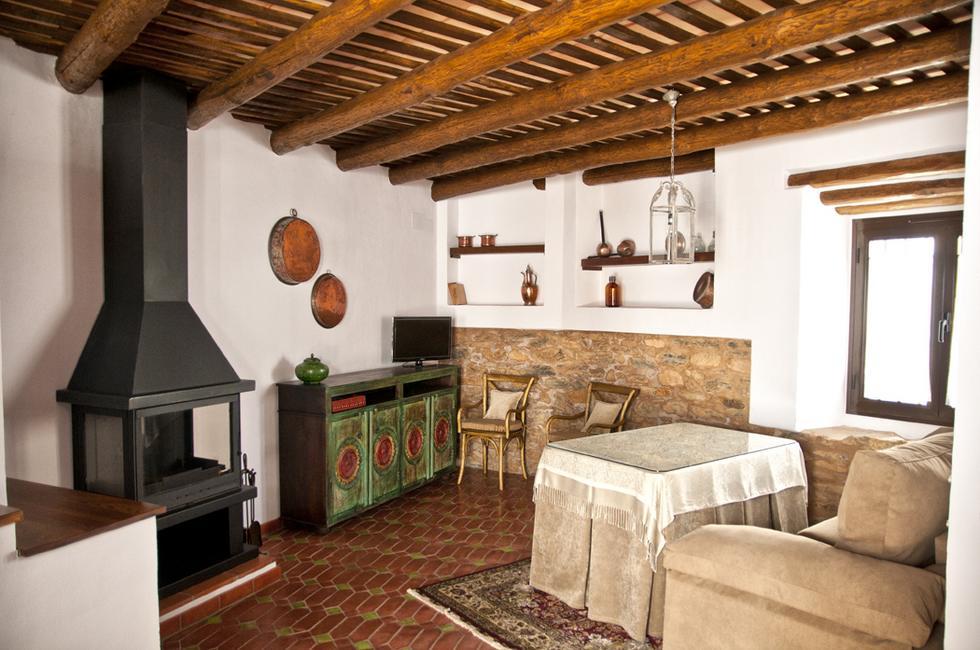 Cartojal Rural, apartamentos rurales en Constantina, Sevilla
