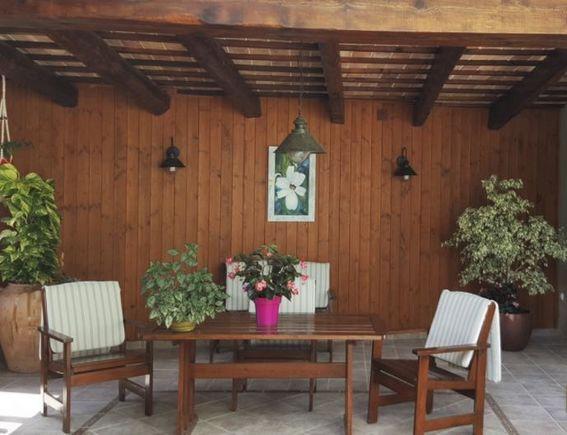 Bal·leso, casa rural en Deltebre, Tarragona.