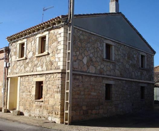 Casa Calcita, alojamiento rural en Sasamón, Burgos