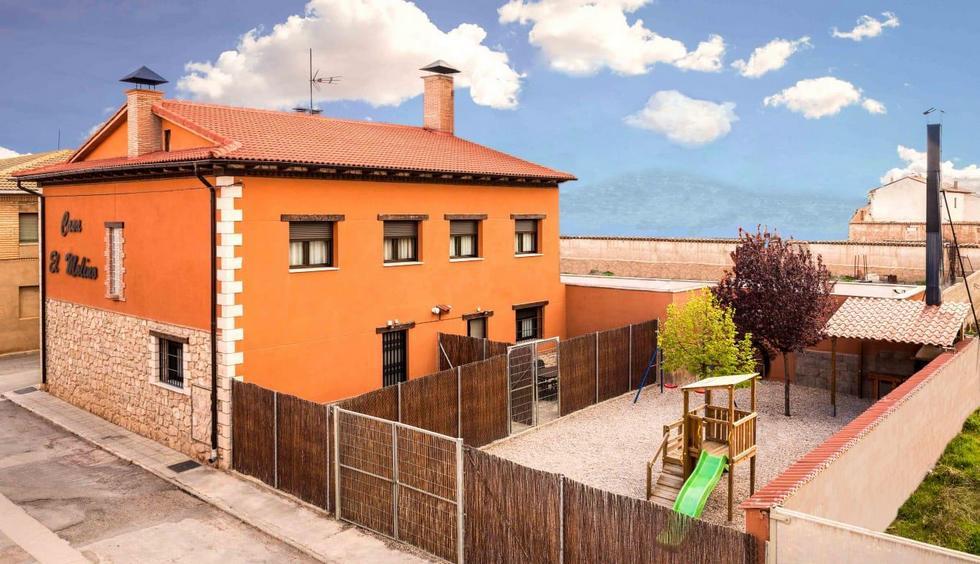 Casa Cierzo, apartamento Rural en Teruel, Eulalia del Campo