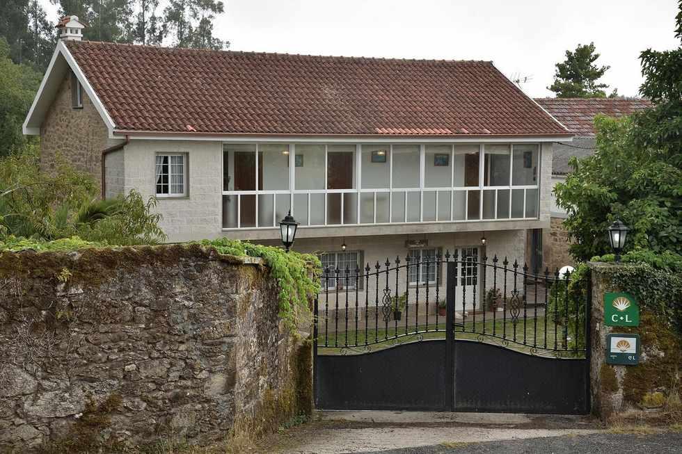 Casa da Carballeira, casa rural en A Estrada, Pontevedra, Galicia