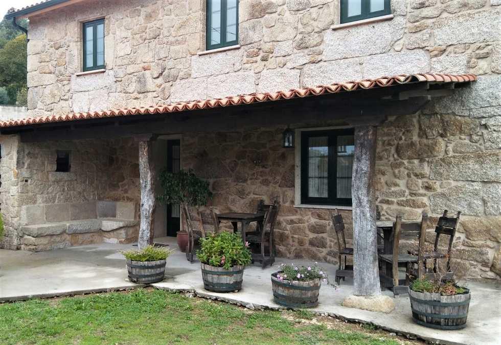 Casa da Sobreira, casa rural en Rías Baixas, Pontevedra, Galicia.