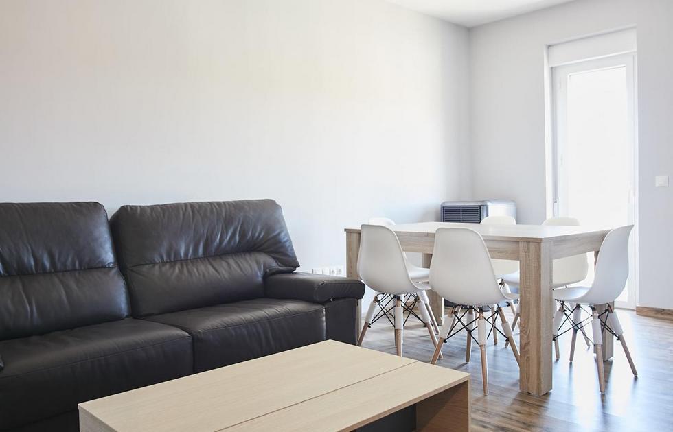 Casa Polentinos, apartamento en el centro de Ávila para 7 personas