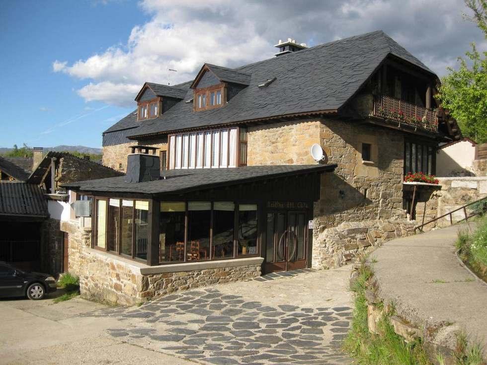 Casa del Cura, hotel rural en Rozas de Sanabria, Zamora