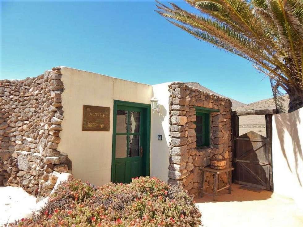 Casa Rural en Lanzarote, Casa El Aljibe, Las Casitas de Femés, Islas Canarias