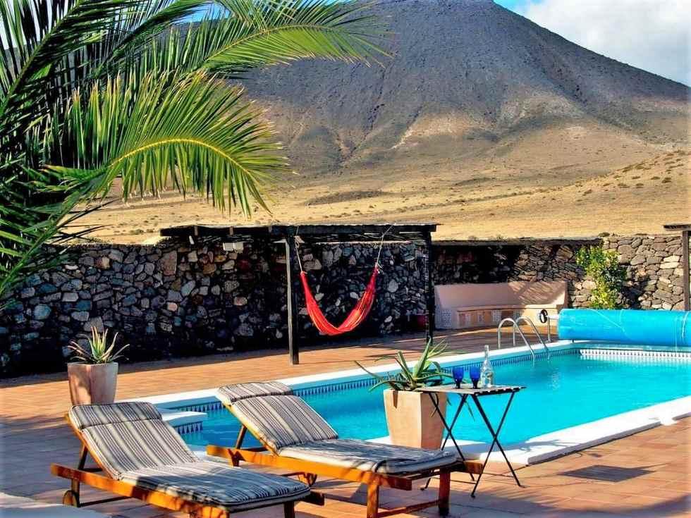 Casa Rural en Lanzarote, Casa El Patio, Las Casitas de Femés, Islas Canarias