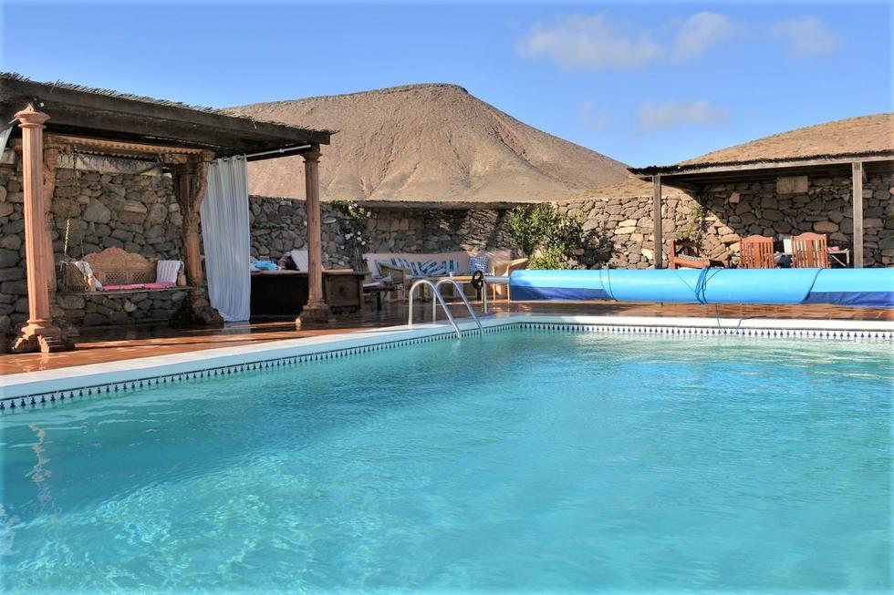 Casa Rural en Lanzarote, Casa La Puesta de Sol, Las Casitas de Femés, Islas Canarias