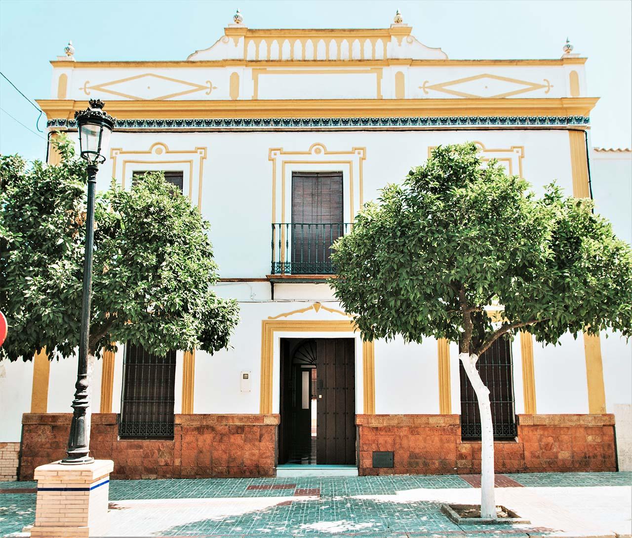 Alquiler de Casa Leal en La Puebla de los Infantes, Sevilla.