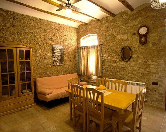 Casa Llebra, casas rurales en el Delta del Ebro, La Raval de Crist, Tarragona