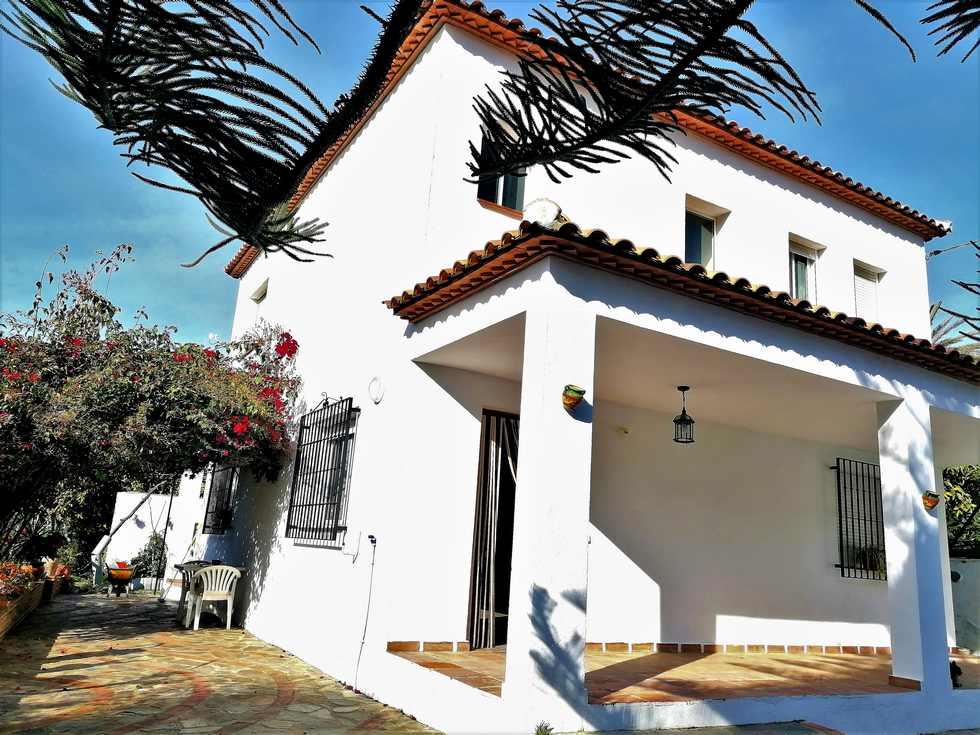 Casa Luis, alojamiento rural en Río Bermuza, Canillas de Aceituno, Málaga