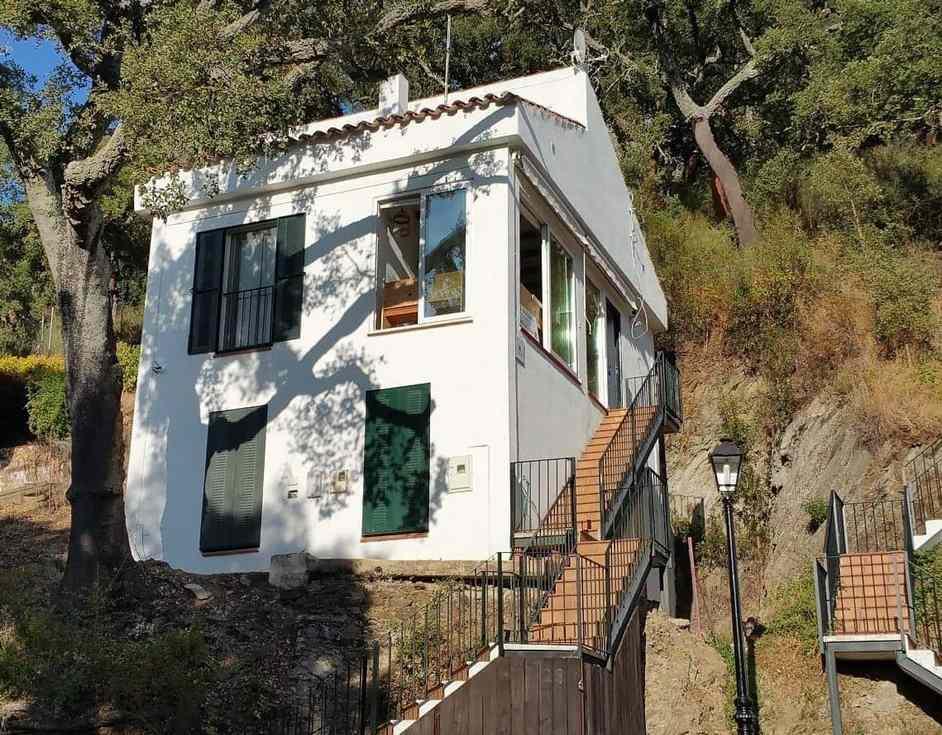 Casa Rural Casa Mandarina en Aracena, Huelva