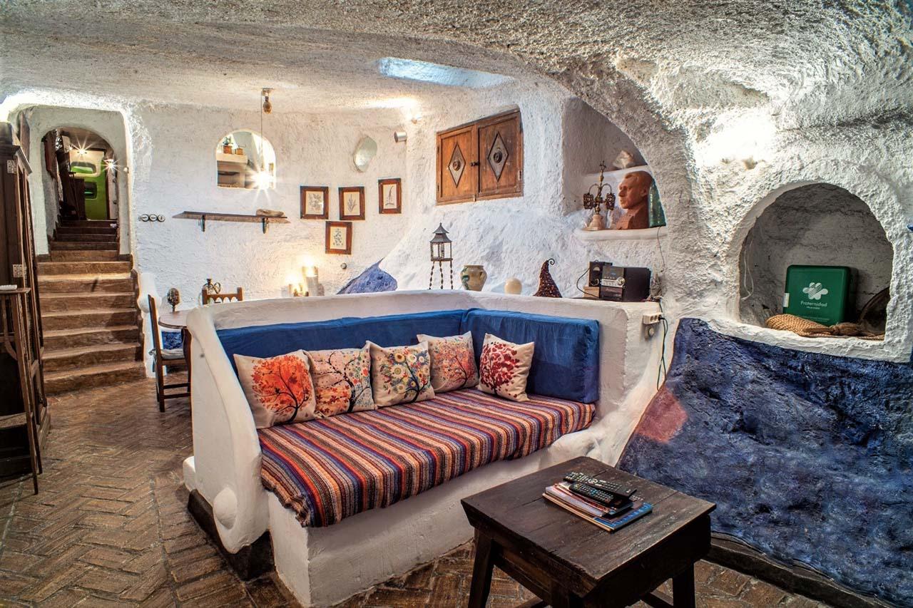 Casa Marrojo, vivienda bioclimática en Loja, Granada