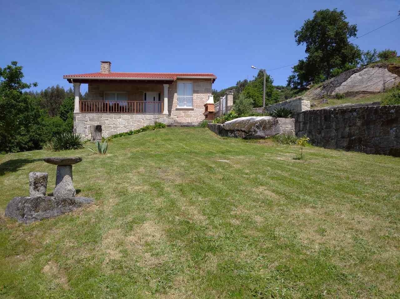 Casa Nicolau 2, casa vacacional en Ponte Caldelas, Pontevedra