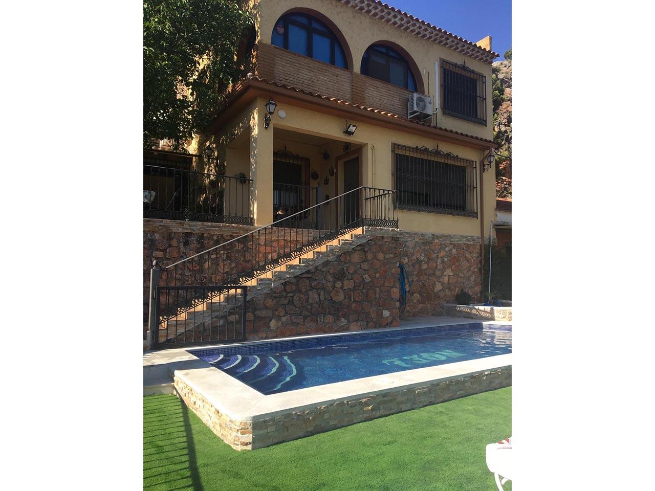 Casa Noel, casa rural en las Lagunas de Ruidera, Ossa de Montiel, Albacete