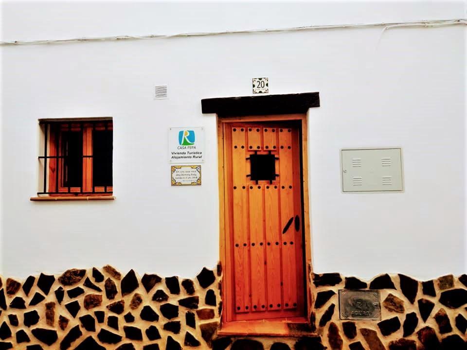 Casa Pepa, vivienda turística en Algar, Pueblos Blancos de Cádiz