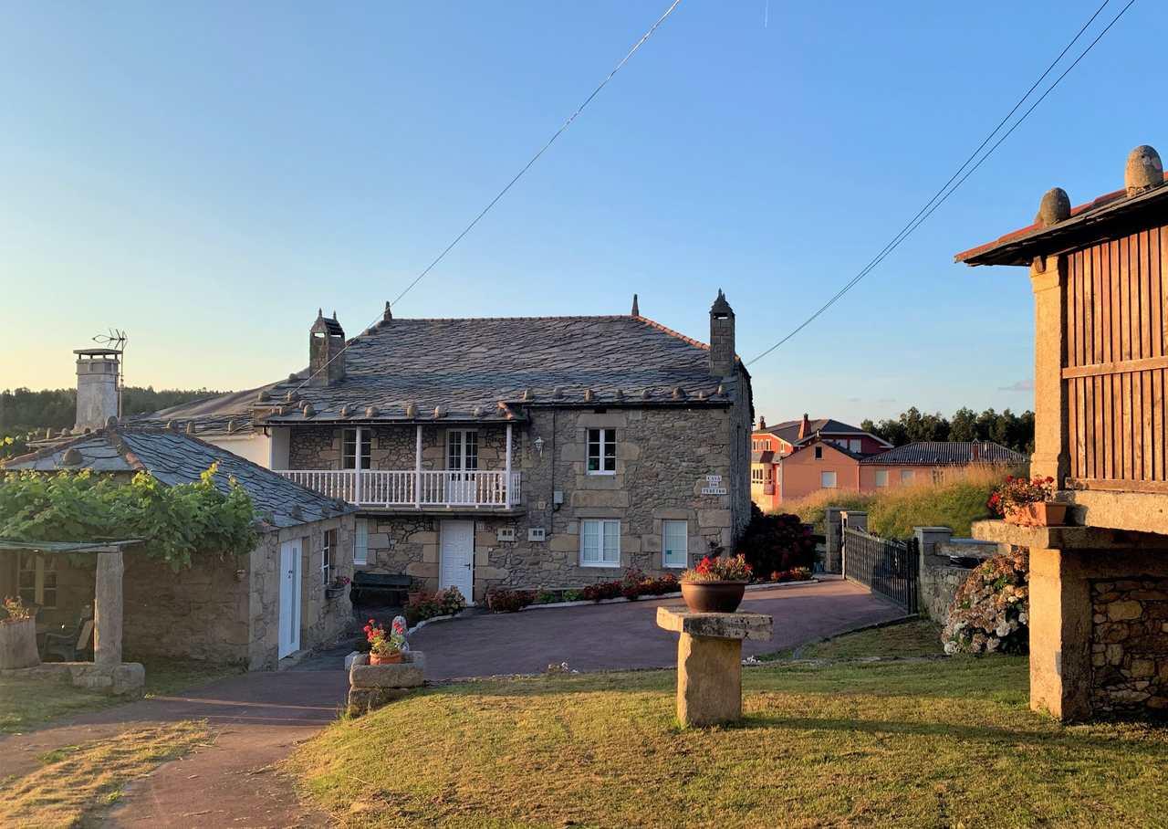 Casa Pereiro, casa rural en Xuances, Lugo