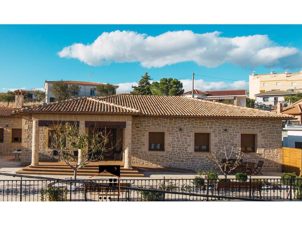 Casa Rural Alvaro, alojamiento rural adaptado en Albares, Guadalajara