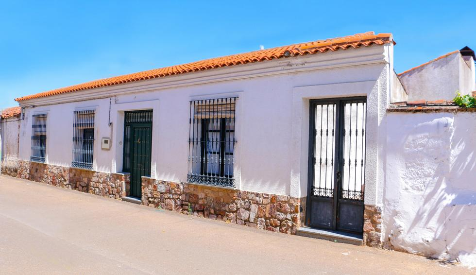 Casa Rural Carmen alquiler de habitaciones en Castilblanco, Badajoz. Turismo rural en Extremadura.