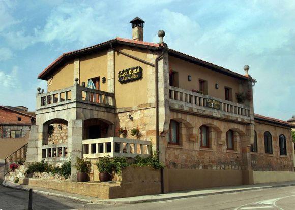 Casa Rural del Médico en Cañón del río Lobos, Hontoria del Pinar, Burgos