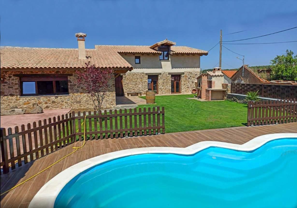 Casa Rural Gorriones, alojamiento en Sanchón de la Sagrada, Salamanca