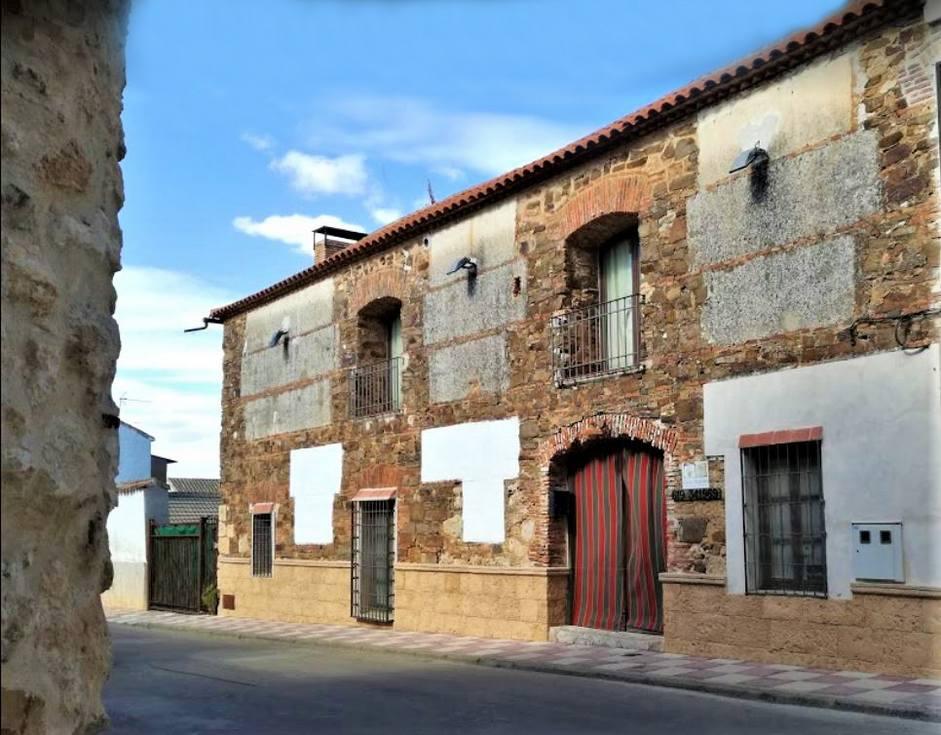 Casa Rural Hidalgo en Corral de Calatrava, Ciudad Real.