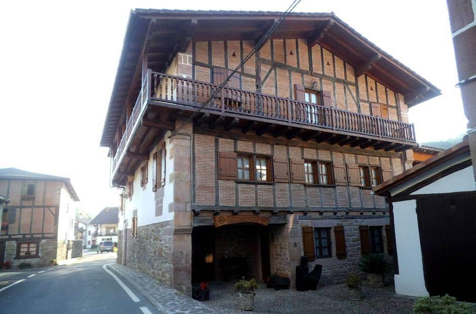 Iriondoa I, casa rural en Etxalar, Navarra