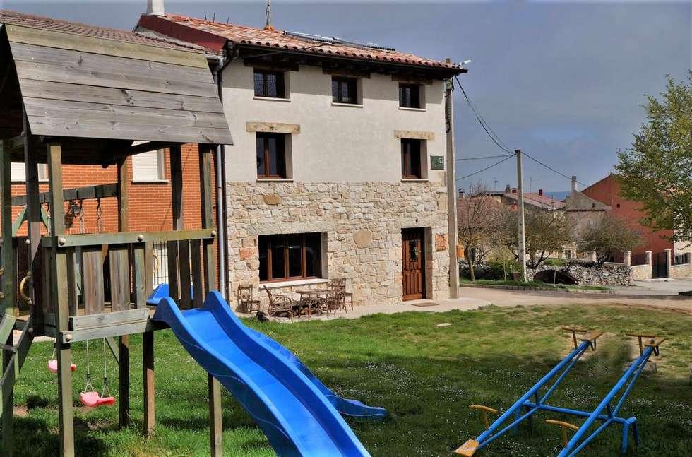 La Serrezuela, casa rural en Olmos de Atapuerca, Burgos
