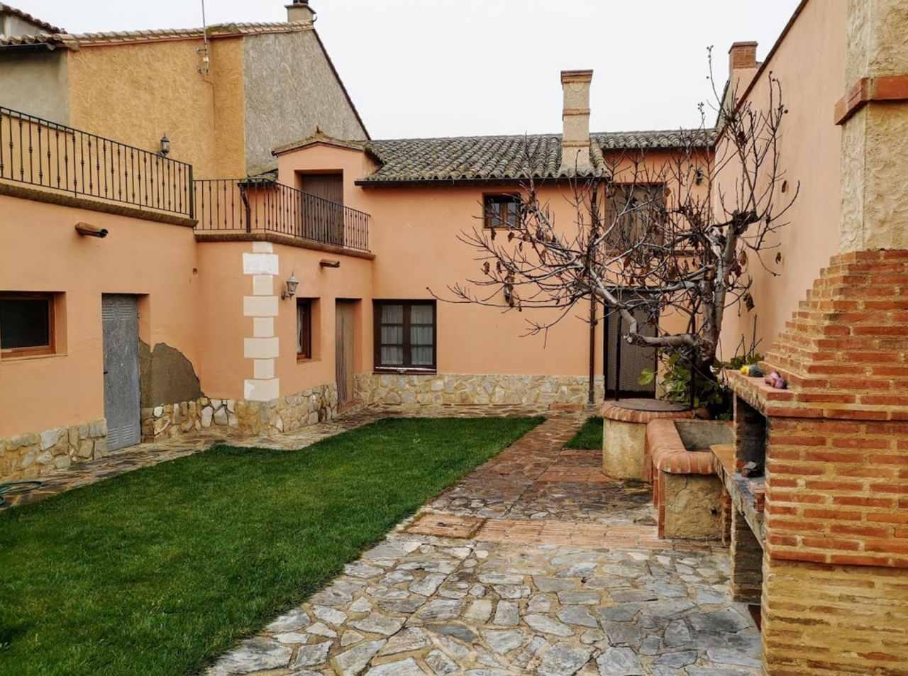 Casa Rural de los Reyes Godos en San Román de Hornija, Valladolid