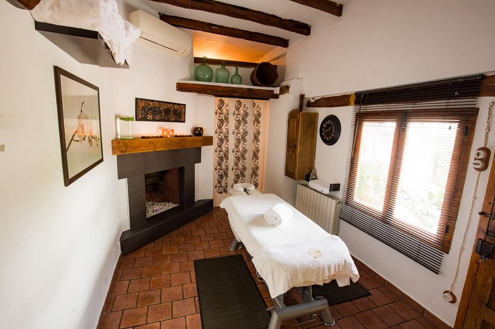 Casa Rural Spa La Graja, alojamiento rural con spa en Chinchón, Madrid