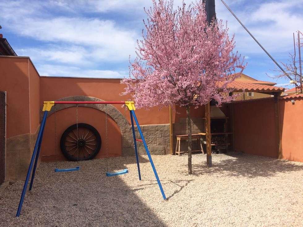 Casa Solano, apartamento Rural en Teruel, Eulalia del Campo