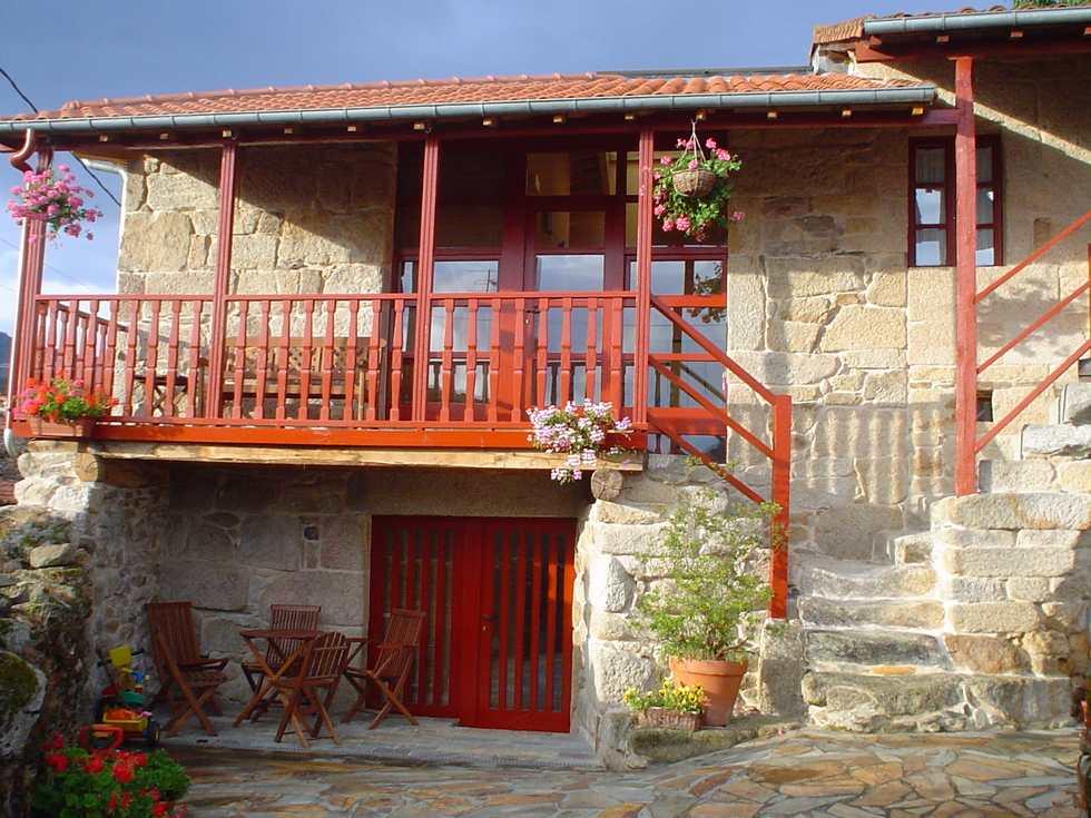 Alquiler de apartamento rural Casa Tarabeli, Alberguería, Ourense