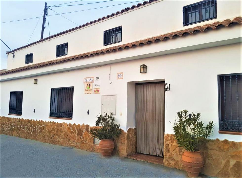 Alquiler de Casa Triana, casa cueva en Cuevas del Campo, Granada